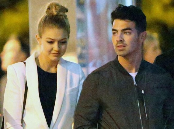 Gigi Hadid et Joe Jonas : en couple ?