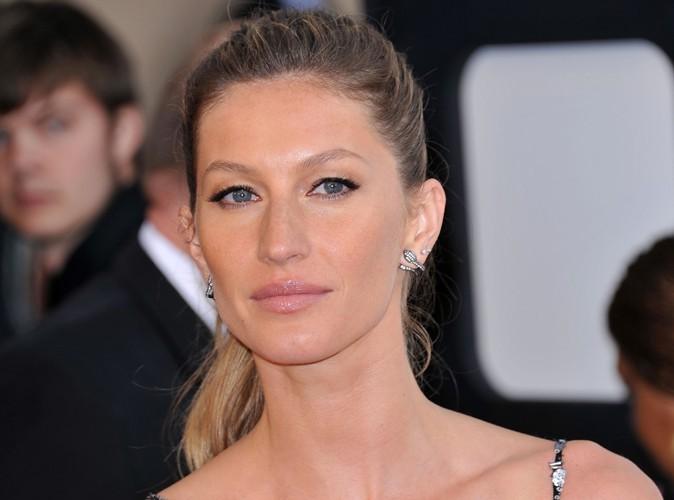 Gisele Bündchen : elle critique les coéquipiers de son chéri Tom Brady et déclenche une polémique !