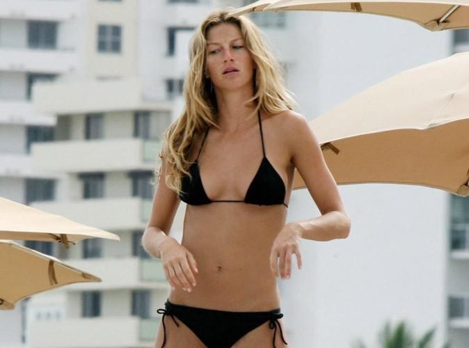 Gisele Bündchen : sexy mama à la playa !