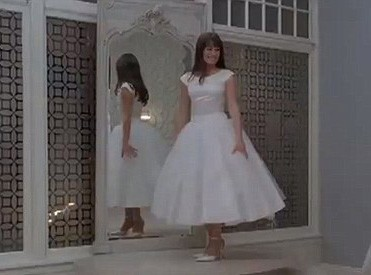 Glee : découvrez Rachel Berry dans sa robe de mariée !