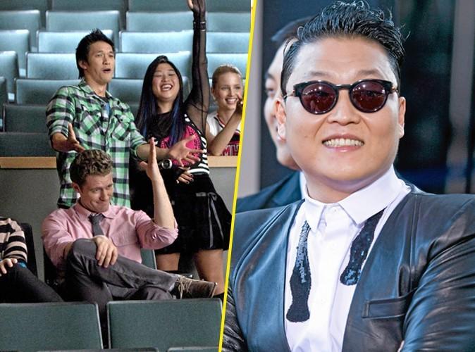 Glee : la série cède à la folie du Gangnam Style !