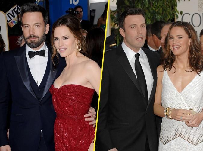 Golden Globes 2013 : Jennifer Garner et Ben Affleck : côte-à-côte sur tapis rouge pour la première fois depuis 2007...