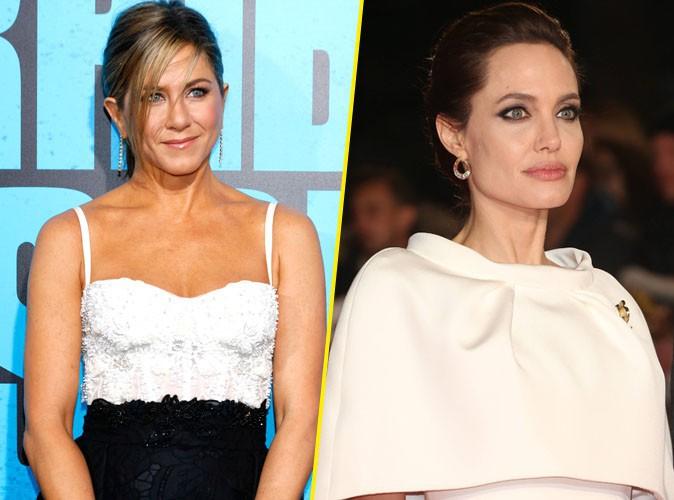Golden Globes 2015 : Jennifer Aniston nommée, Angelina Jolie oubliée !