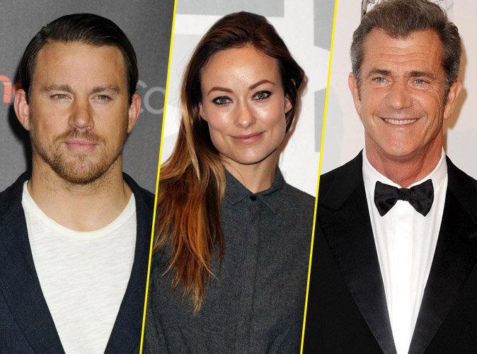 Golden Globes 2016 : Channing Tatum., Olivia Wilde, Mel Gibson...Découvrez les stars présentes sur scène !