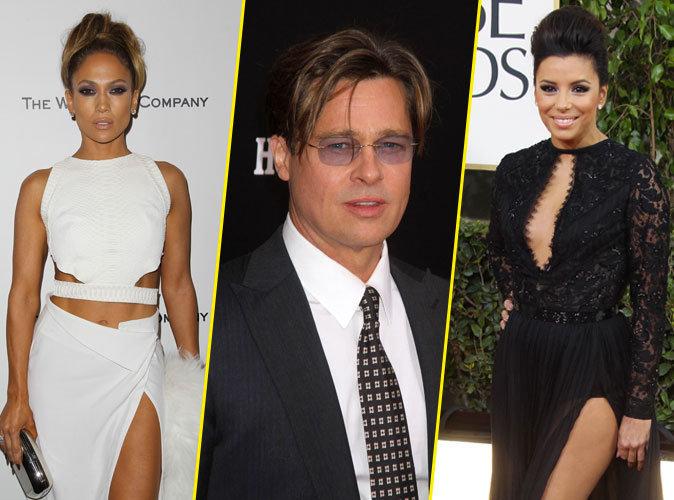 Golden Globes 2016 : Jennifer Lopez, Brad Pitt, Eva Longoria… la liste des guests s'allonge !