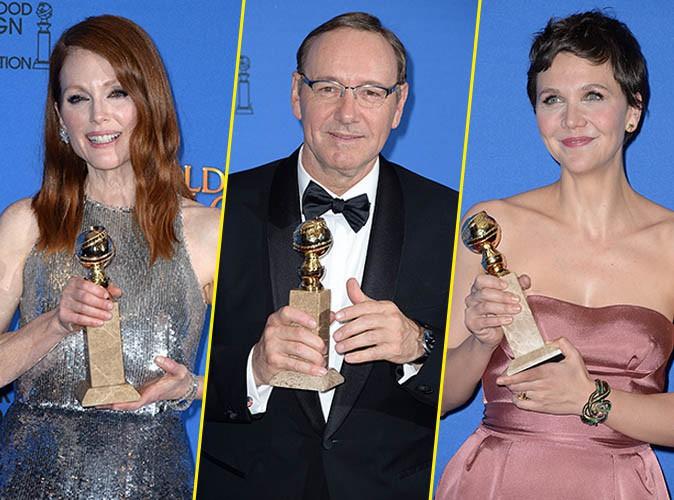Golden Globes 2015 : découvrez le palmarès de la 72ème cérémonie !