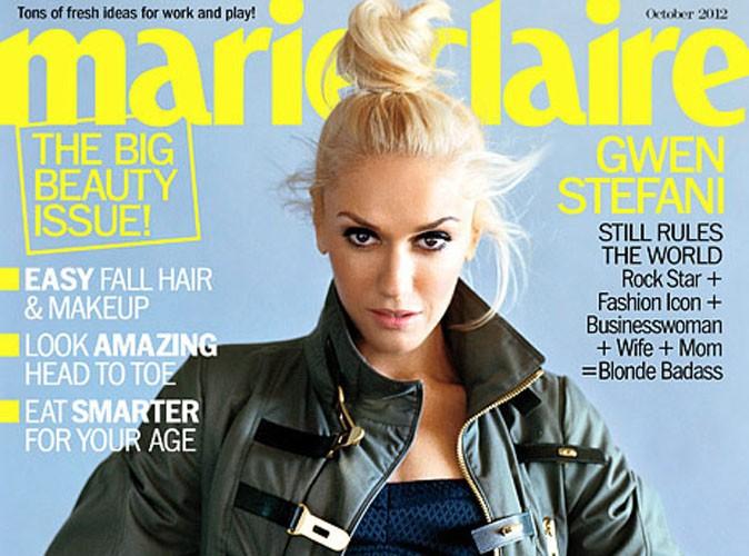 """Gwen Stefani : """"Je voulais un autre enfant mais ça n'a pas marché"""""""
