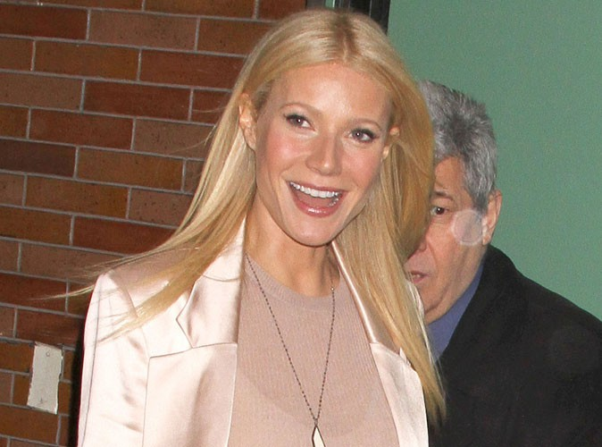 Gwyneth Paltrow : elle gave même son mari Chris Martin !