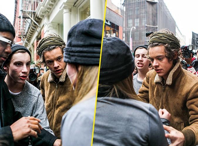 Harry Styles : il vient à la rescousse d'une fan blessée !