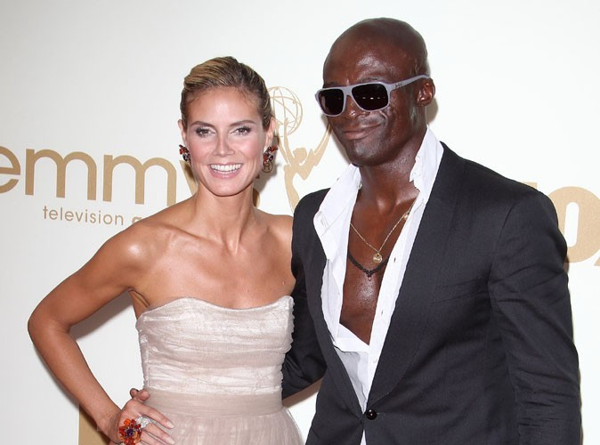 """Heidi Klum : avec Seal, """"nous ne sommes plus les meilleurs amis"""" ..."""