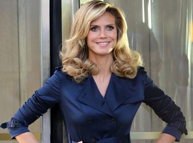 """Heidi Klum : """"Je ne sais pas si je me remarierai un jour"""" !"""