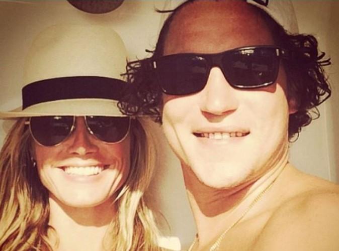 Heidi Klum : premier selfie avec son nouveau chéri !