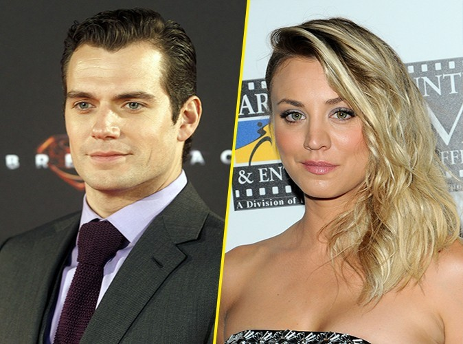 Henry Cavill : il serait en couple avec Kaley Cuoco, la star de Big Bang Theory !