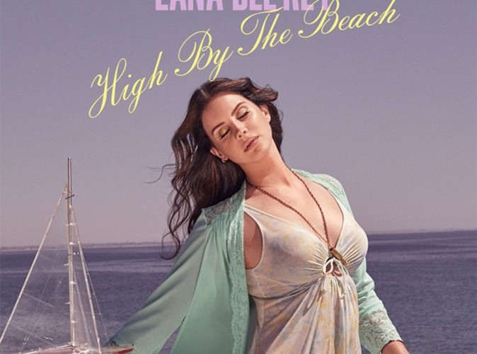 """High By The Beach"", le nouveau single de Lana Del Rey a fuité !"