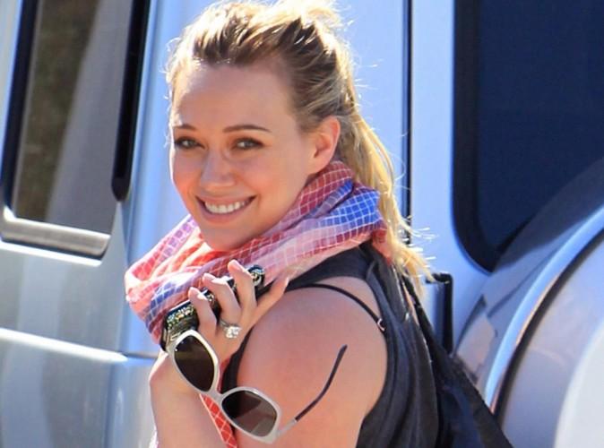 Hilary Duff : elle retourne en studio !