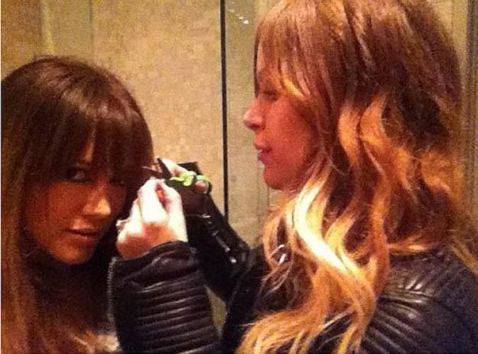 Hilary Duff : Encore un nouveau look, un !