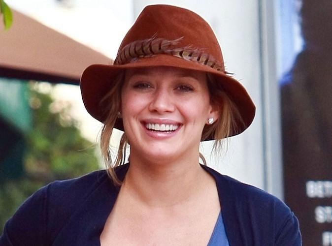 Hilary Duff : ses fringales de femme enceinte sont féroces !