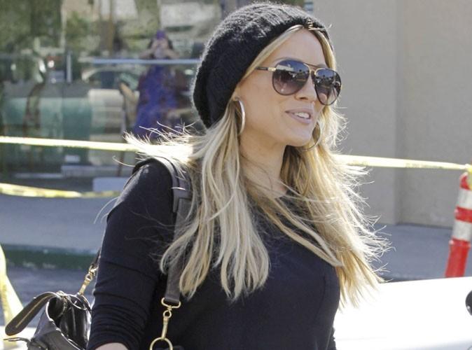 Hilary Duff virée d'un film à cause de sa grossesse !