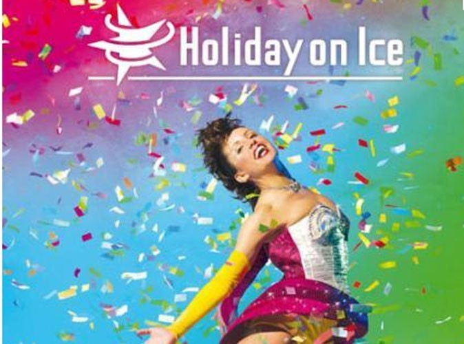 Holiday on Ice : les people y seront avec leurs enfants!