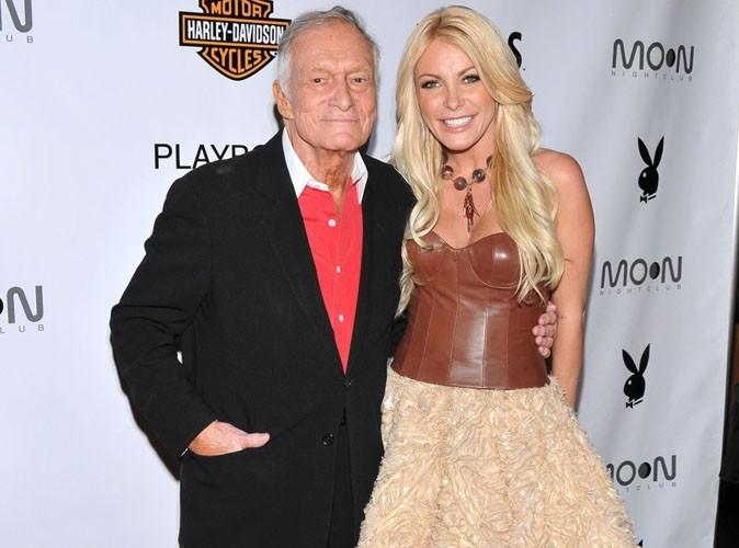 Hugh Hefner : le patron de Playboy planté par sa playmate à quelques jours de leur mariage !