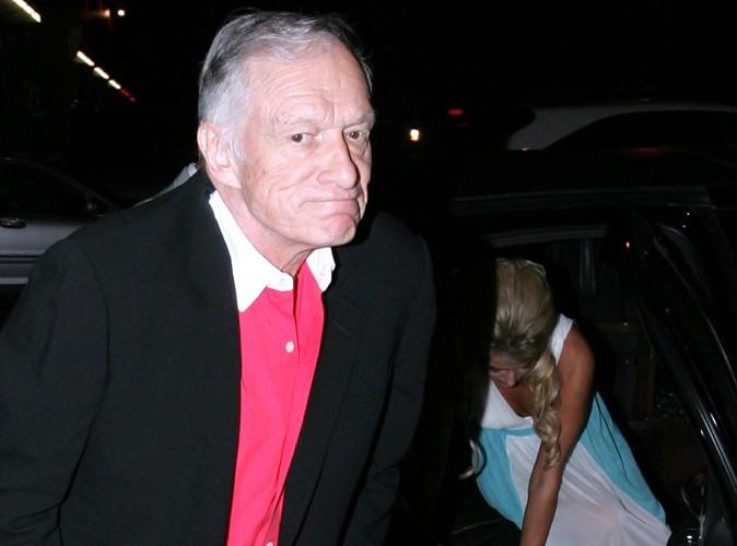Hugh Hefner : son ex mentirait, à 85 ans il assure encore au lit !