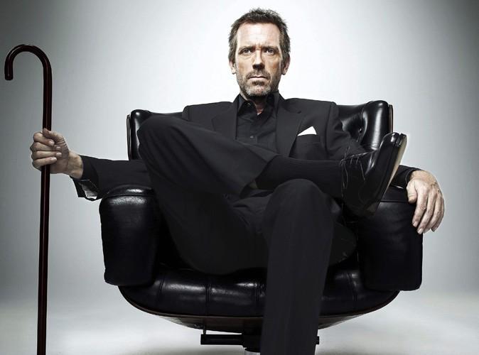 Hugh Laurie : il veut arrêter la comédie après Dr House !