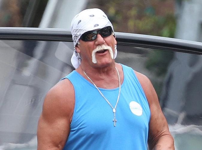 Hulk Hogan : Il veut  se faire de l'argent avec ses propos racistes!