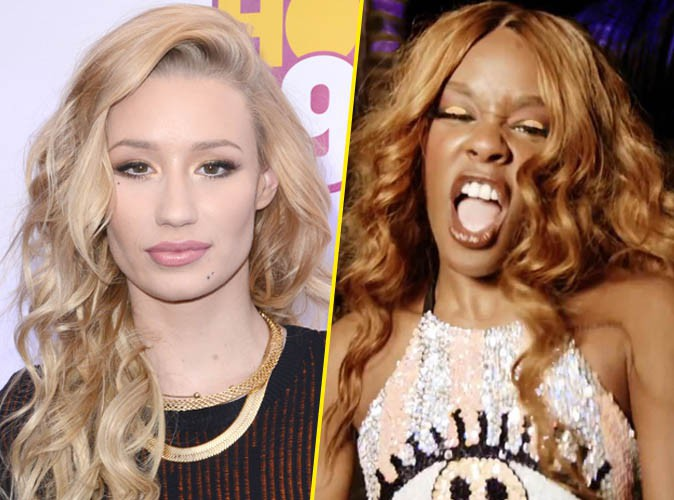 Iggy Azalea : critiquée sur son talent, elle remet Azealia Banks à sa place !