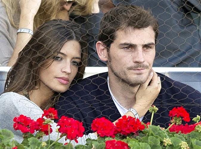 """Iker Casillas : après """"l'humiliation"""", il peut compter sur Sara Carbonero pour le consoler !"""