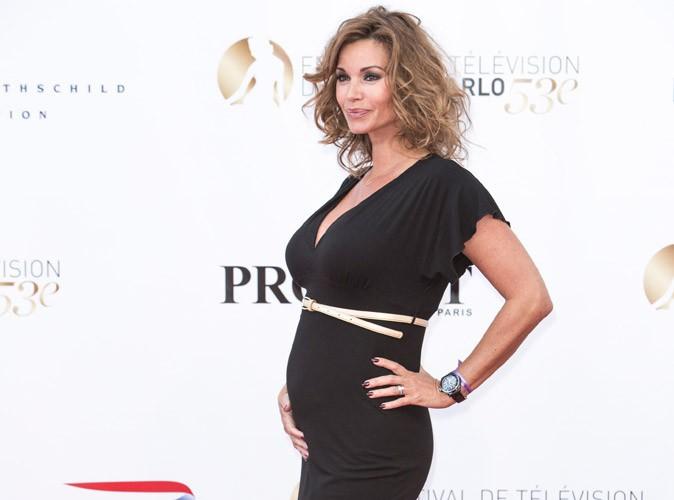 """Ingrid Chauvin : """"Je ne me suis jamais aussi sentie bien dans ma peau qu'avec ces kilos en plus"""" !"""