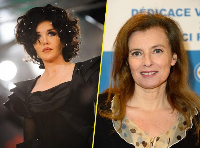 """Isabelle Adjani : elle défend Valérie Trierweiler : """"C'est une femme de tête"""" !"""