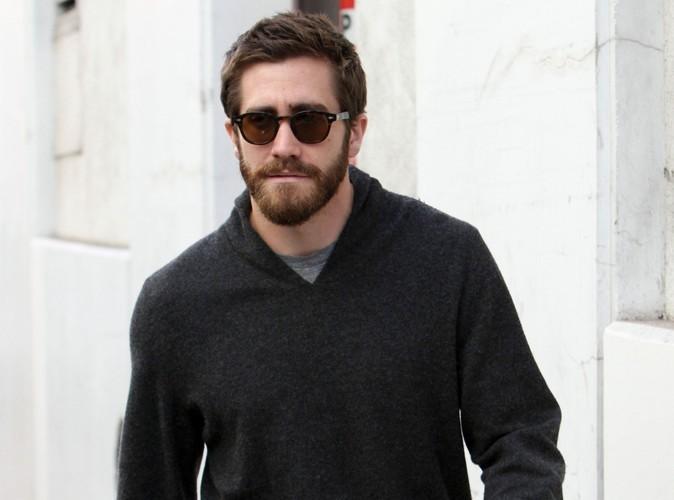 Jake Gyllenhaal : il a enfin rasé sa barbe !