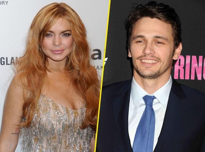 James Franco : il confie avoir mis un rateau à Lindsay Lohan et en profite pour tacler Anne Hathaway !
