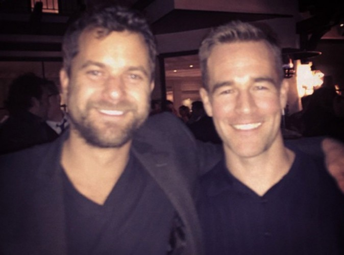 James Van Der Beek et Joshua Jackson : retrouvailles inattendues pour Dawson et Pacey !