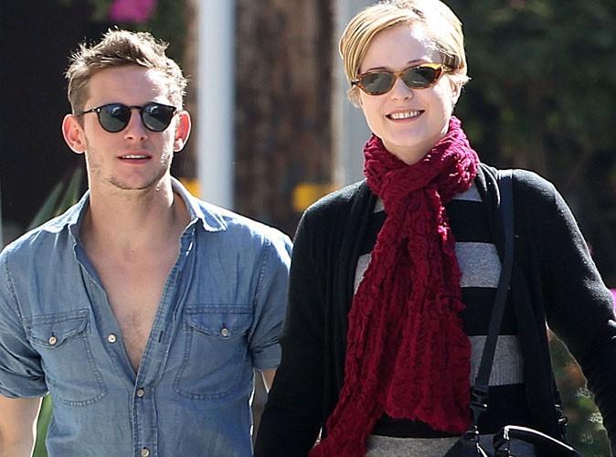 Jamie Bell : il va demander Evan Rachel Wood en mariage !