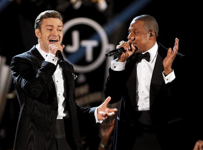 """Jay-Z : écoutez """"Holy Grail"""" son nouveau featuring avec Justin Timberlake dans lequel il reprend Nirvana !"""