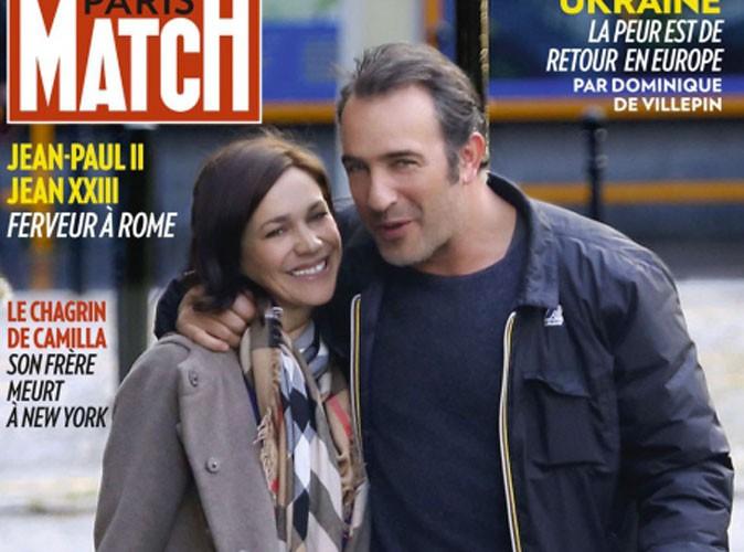 Nathalie cunin l amour est dans le pr condamn e pour for Jean dujardin couple 2014