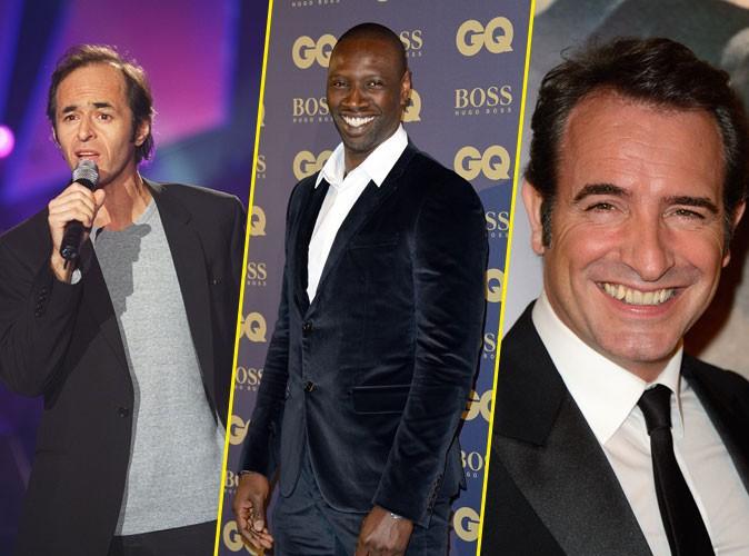 Jean-Jacques Goldman, Omar Sy, Jean Dujardin : stars préférées des Français !