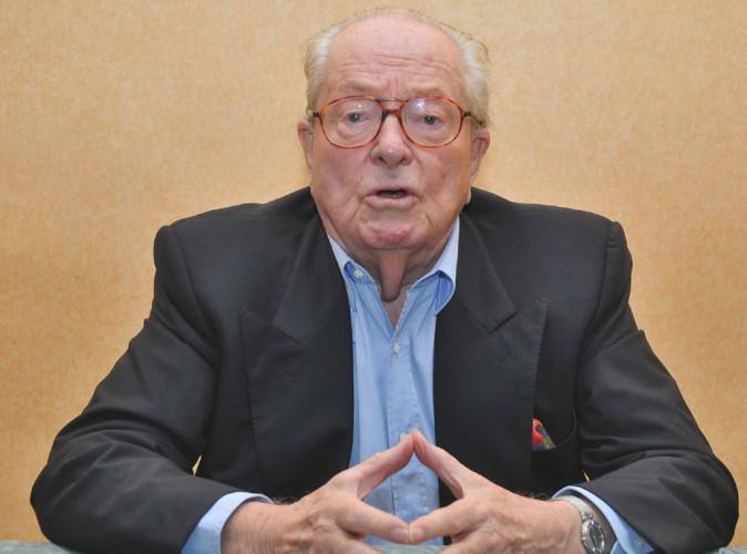 Jean-Marie Le Pen : son domicile en flamme !