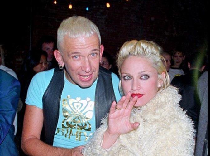 Jean-Paul Gaultier habillera Madonna sur sa tournée