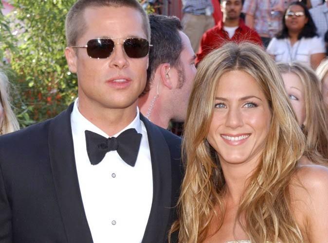 Jennifer Aniston et Brad Pitt : jamais deux sans trois !