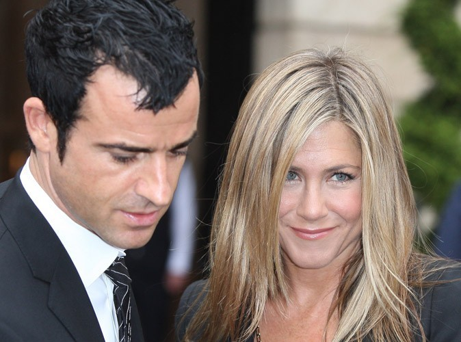 Jennifer Aniston : fiancée à Justin Theroux !