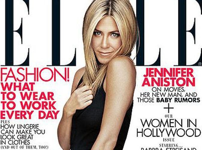 """Jennifer Aniston : """"Un bébé ? Si ça doit se faire, ça se fera !"""""""