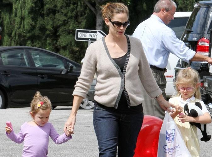"""Jennifer Garner : """"Ça serait tellement bizarre d'avoir un garçon"""" !"""