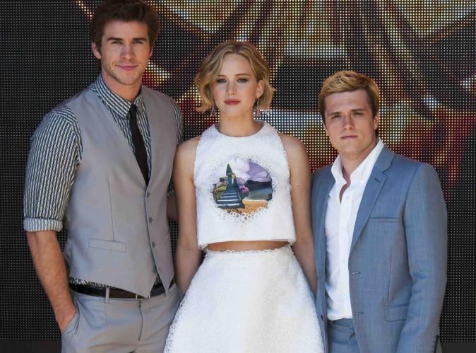 Jennifer Lawrence : elle retrouve Peeta vivant dans le tout nouveau trailer d'Hunger Games !