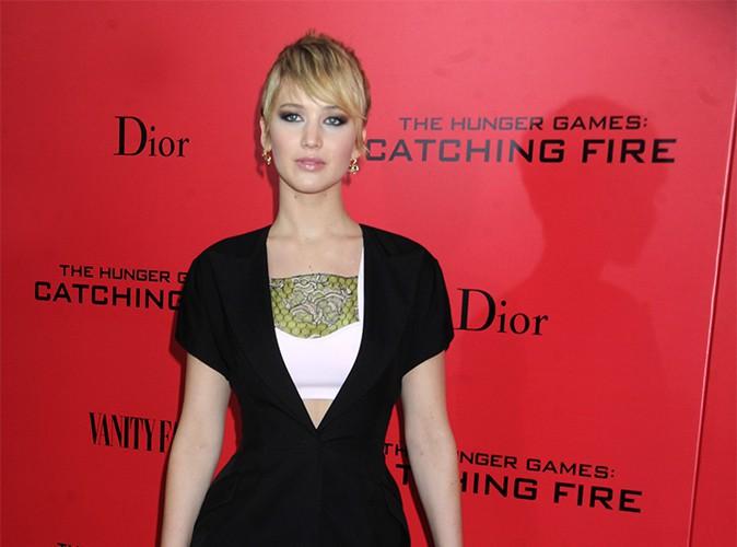 Jennifer Lawrence : en pleine promotion d'Hunger Games, elle craque sur le red carpet et se met à hurler !