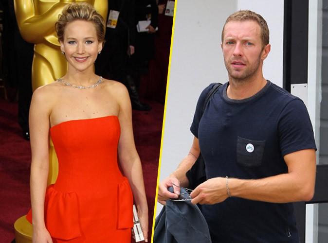 Jennifer Lawrence et Chris Martin : un Noël en famille !