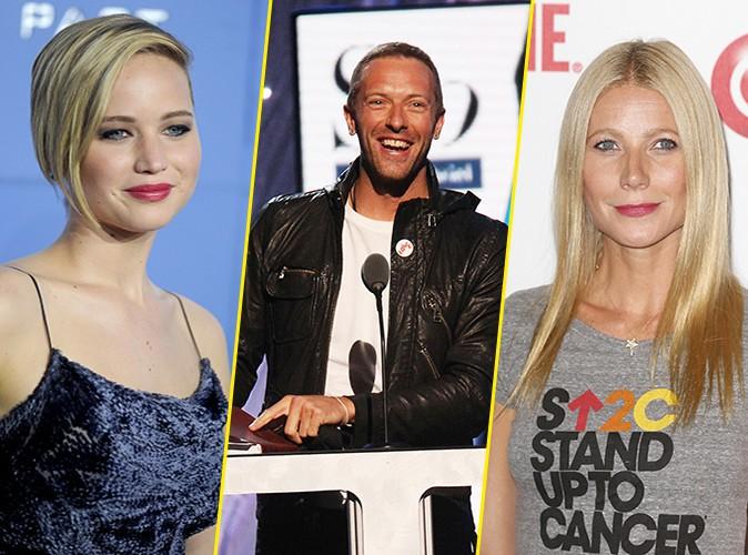 """Jennifer Lawrence : Gwyneth Paltrow lui donne entièrement """"confiance"""" vis-à-vis de Chris Martin !"""