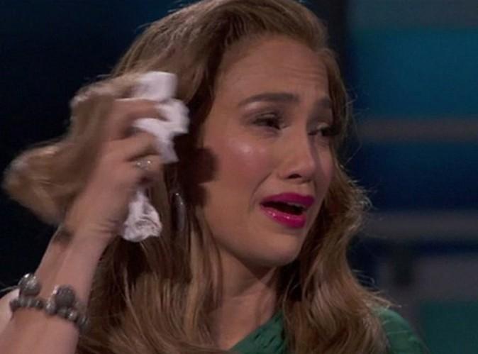 Jennifer Lopez craque à la télévision américaine !