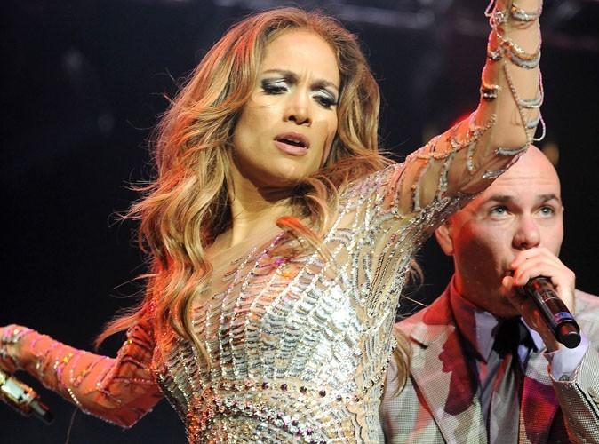 Jennifer Lopez : elle chante l'amour et pleure sur scène…